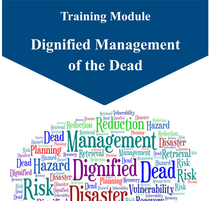 Training Module on Dignified Management of Dead