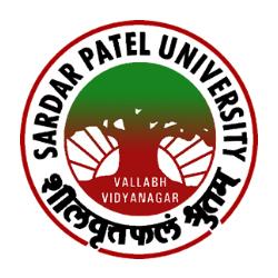 Sardar Patel University, Gujarat