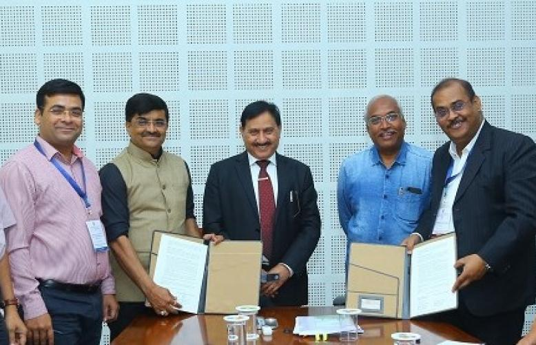 MoU formalized between GIDM & CROPC