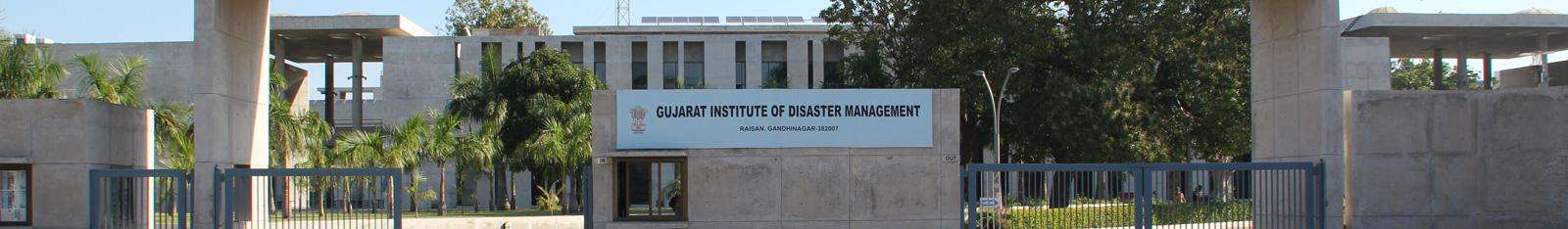 GIDM & ADPC join hands for Capacity Building on Management of Disasters