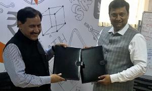 MoU formalised between GIDM and Gujarat University